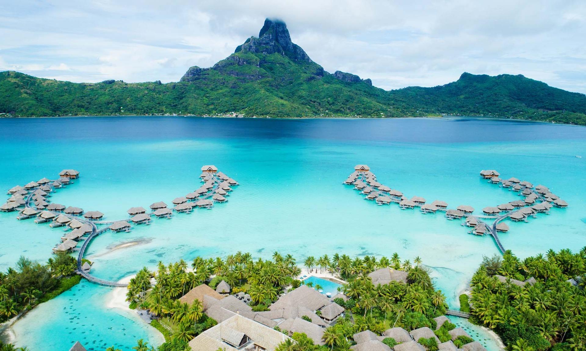 Bora Bora Hotels The Small Hotels Com Small And Boutique