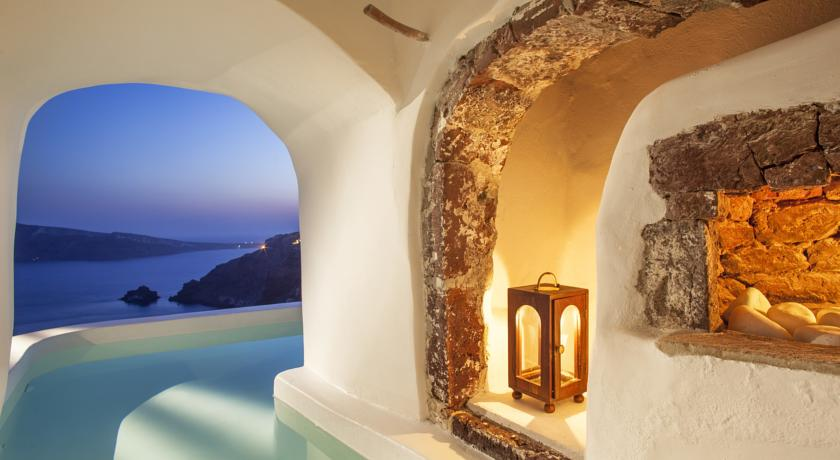 Canaves Oia Suites Santorini Greece Small And Boutique