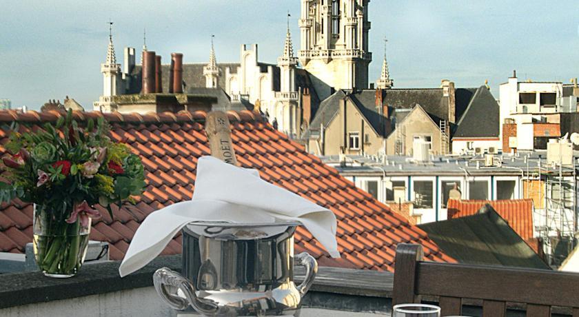 Hotel Le Dixseptième - Brussels