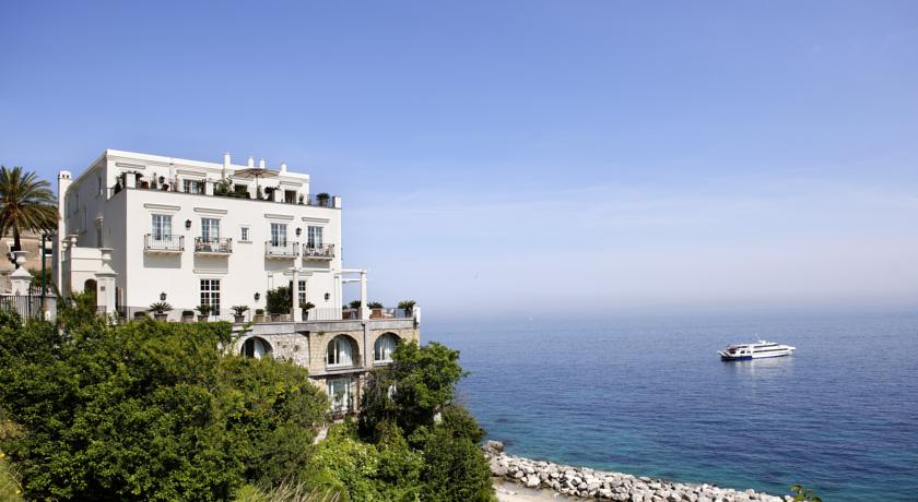 J K Place Capri Italy Small And Boutique Hotels Of The World