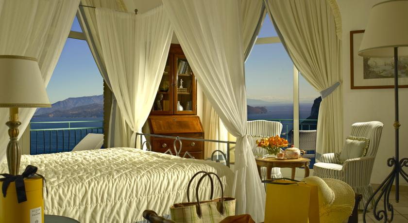 Hotel Caesar Augustus Capri Italy Small And Boutique Hotels Of